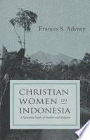 Christian Women In Indonesia