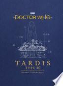 Doctor Who  TARDIS Type 40 Instruction Manual Book PDF