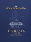 Doctor Who: TARDIS Type 40 Instruction Manual Pdf/ePub eBook