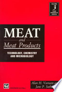 Meat and Meat Products: Technology, Chemistry and Microbiology