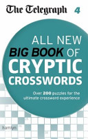 The Telegraph: All New Big Book of Cryptic Crosswords