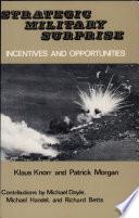 Strategic Military Surprise Book