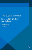 Pdf Being Shaken: Ontology and the Event