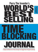 Perry the Inventor s r  World s Best Selling Time Blocking Planner