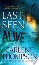 Last Seen Alive Book PDF