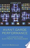 Avant garde Performance