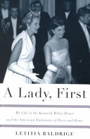 A Lady, First
