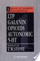 Aspects of Synaptic Transmission  , Volume 1