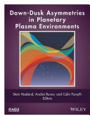 Dawn-Dusk Asymmetries in Planetary Plasma Environments Pdf/ePub eBook
