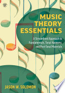 Music Theory Essentials Book PDF