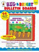 Big and Bright Bulletin Boards