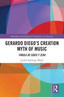 Gerardo Diego   s Creation Myth of Music