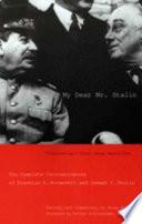 My Dear Mr Stalin