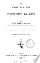 The Workman S Manual Of Engineering Drawing Book PDF