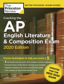 Cracking the AP English Literature and Composition Exam Book
