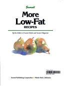 More Low fat Recipes
