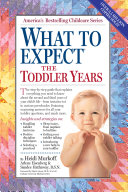 What to Expect the Toddler Years Book