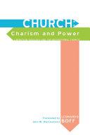 Church: Charism and Power Pdf/ePub eBook