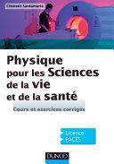 Pdf Physique pour les Sciences de la vie et de la santé Telecharger