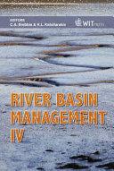 River Basin Management IV