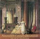 Nineteenth Century Decoration Book