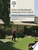 Lawn and Residential Landscape Pest Control