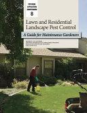Lawn and Residential Landscape Pest Control Pdf/ePub eBook