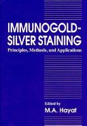 Pdf Immunogold-Silver Staining