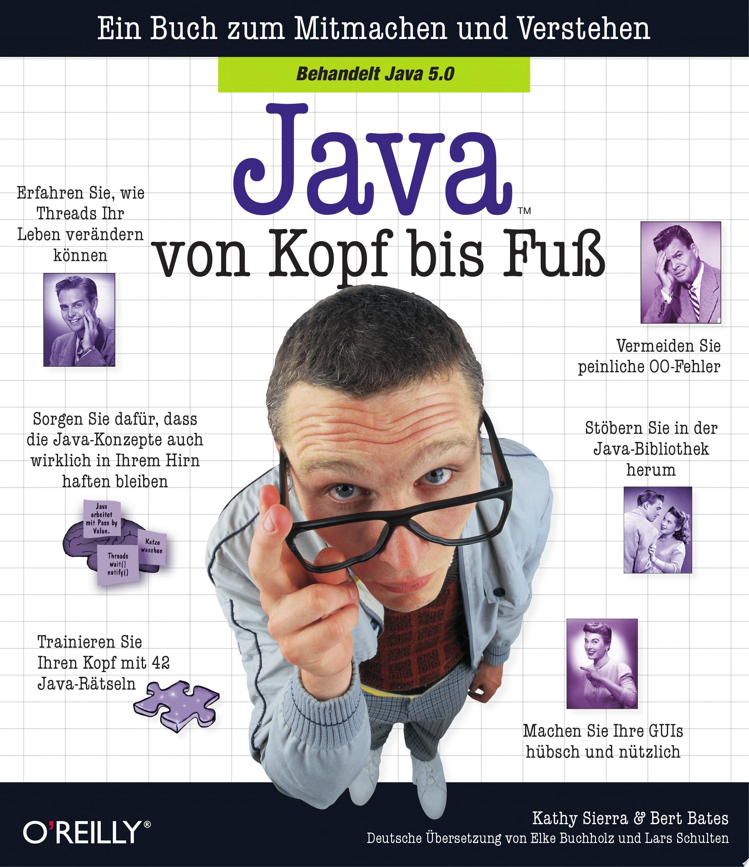 Java von Kopf bis Fuss
