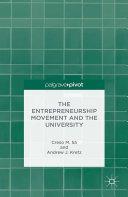 Pdf The Entrepreneurship Movement and the University Telecharger