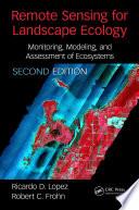 Remote Sensing for Landscape Ecology  New Metric Indicators