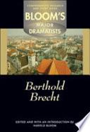 Bertolt Brecht Book PDF