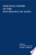 Essential Papers on the Psychology of Aging