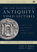 The New Testament in Antiquity Video Lectures