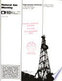 Natural Gas Monthly Book