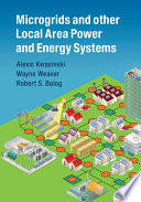 Microgrids And Other Local Area Power And Energy Systems Book PDF
