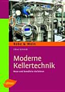 Moderne Kellertechnik