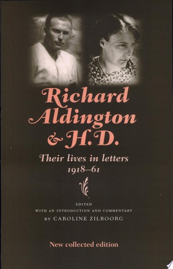 Richard Aldington and H.D.