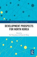 Development Prospects for North Korea Pdf/ePub eBook