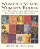 Women S Minds Women S Bodies