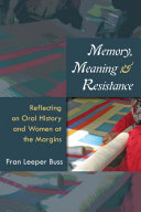Memory  Meaning  and Resistance