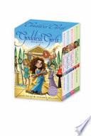 Goddess Girls Books #1-4 (Charm Bracelet Inside!)