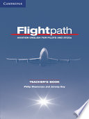 Flightpath Teacher's Book  : Aviation English for Pilots and ATCOs