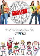Türkçe 'ye Çevrilmiş İngilizce Gramer Notları