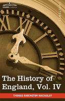 The History of England from the Accession of James II Pdf/ePub eBook