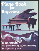 Piano Book for Beginners