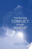 Transforming Conflict through Insight