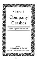 Great Company Crashes