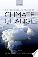 The Economics and Politics of Climate Change Book