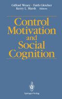 Control Motivation and Social Cognition